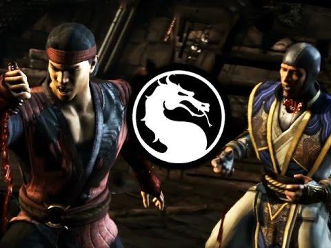 Liu Kang Reveal Trailer - Mortal Kombat X video