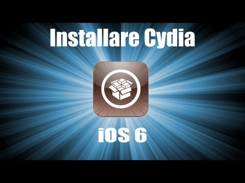 Installare Cydia su iOS 6