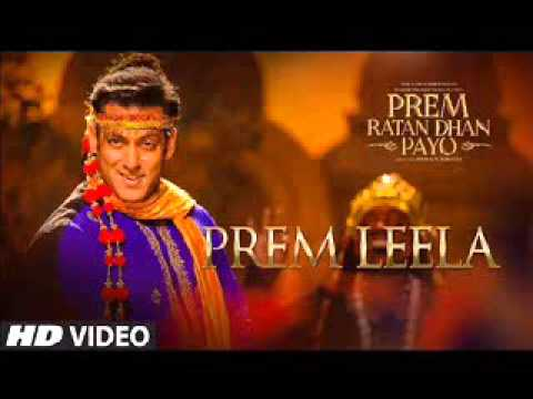 Prem Ratan Dhan Payo Official Trailer - Salman- YouTube
