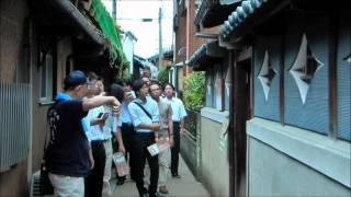 湯浅町街案内2012.9.14/ゆあさ観光案内/ゆあさ語り部の会