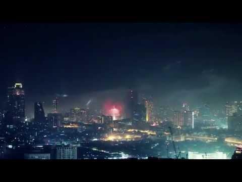 Central World Bangkok  Open To The World