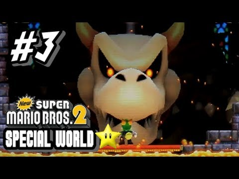 New Super Mario Bros 2 Special Worlds - Part 3 FINALE World Star