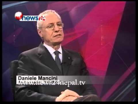 TALK WITH ITALIAN AMBASSADOR DANIELE MANCINI ABOUT THE BILATERAL RELATIONSHIP - CHHA PRASNA