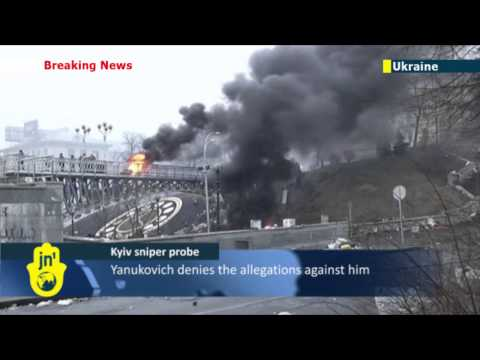 Ukrainian security services link Maidan massacre to Moscow: snipers killed dozens in central Kiev