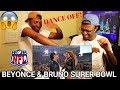 Beyoncé & Bruno Mars Crash the Pepsi Super Bowl 50 Halftime Show   NFL (REACTION)