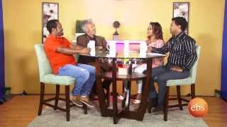 Enchewawet interview with artist Zinawbizu Tsegaye and Mesfin Getachew