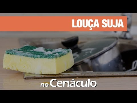 Louça suja | no Cenáculo 06/09/2019