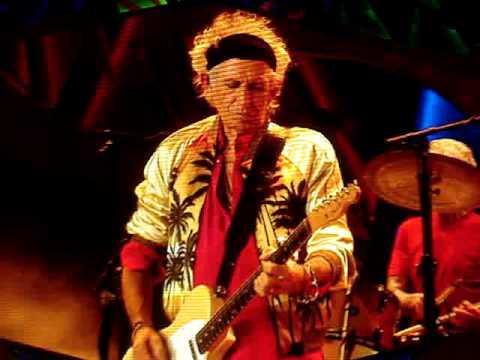 Los Rolling Stones pusieron en marcha su gira latinoamericana con un vibrante show en Chile