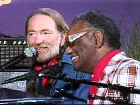 Ray Charles & Willy Nelson   Seven Spanish Angels Music Videos