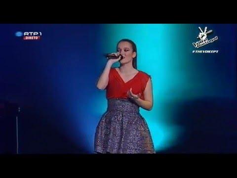 "Inês Corte-Real – ""I won't give up"" - 1ª Gala The Voice Portugal | Season 3"