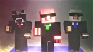 "Minecraft Song and Minecraft Animation ""Everybody Dance"" Minecraft Song by Minecraft Jams"