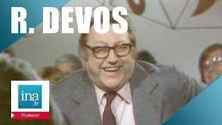 "Raymond Devos ""Les antipodes"" 