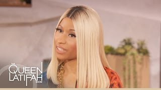 Nicki Minaj Talks Entrepreneurship and Being a Female Rapper on The Queen Latifah Show