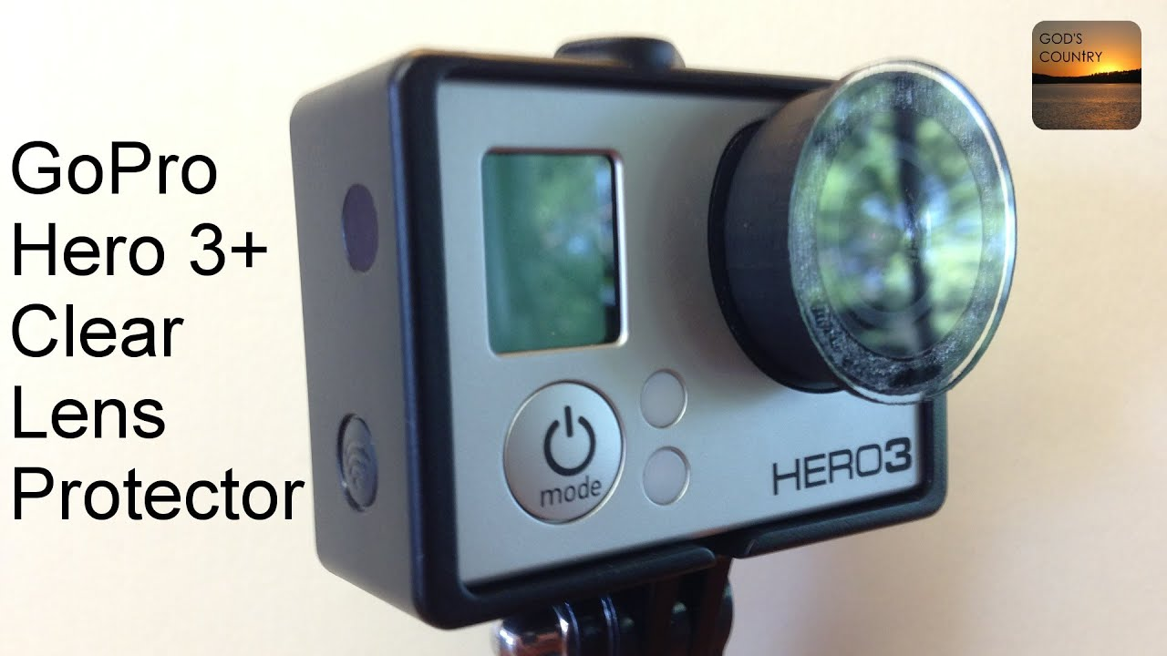 Lens Gopro 4 Lens Protector For Gopro