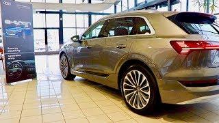 First impressions: Audi e-tron