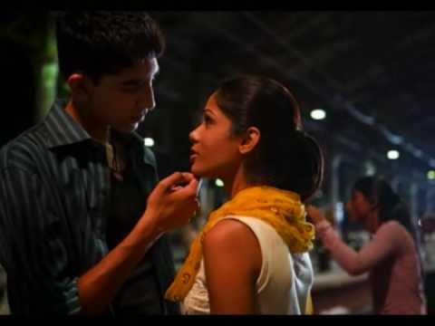 Jai ho full song  with lyrics Slumdog Millionaire ( oscar award...