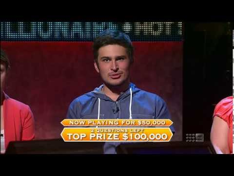 My unfortunate appearance on Who wants to be a Millionaire