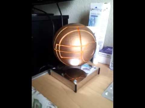 apple of eden replica floating youtube. Black Bedroom Furniture Sets. Home Design Ideas