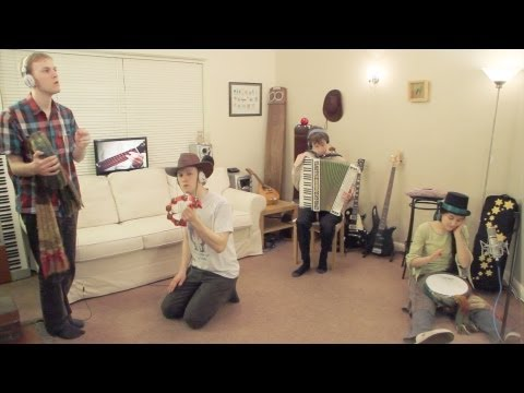 Beirut (Cover) - The Penalty - A CatHatFiddle VideoSong