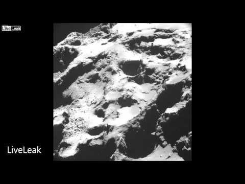 European scientists successfully landed probe on a comet after 10-year mission