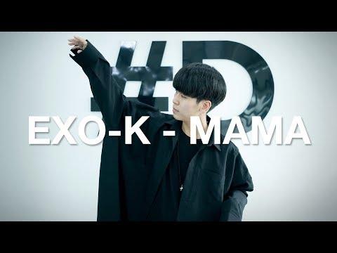 [ Kpop ] EXO-K (엑소케이) - MAMA (마마) Dance Cover (#DPOP Mirror Mode)