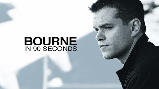 "Jason Bourne - Featurette: ""Bourne In 90 Seconds"" (HD)"