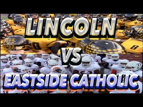 Lincoln (WA) vs Eastside Catholic (WA) WIAA Playoffs 2014 : UTR Highlight Mix.