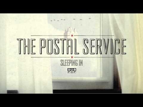 Postal Service - Sleeping In