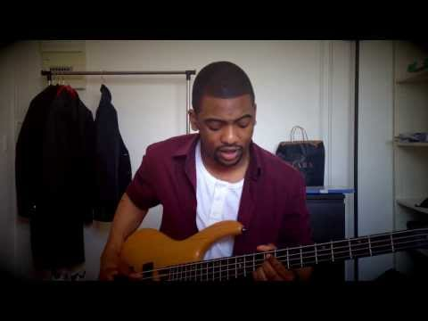 Kirk Franklin - I Smile (voice & Bass Cover) video