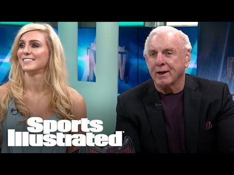 Ric Flair: Kevin Love wants Charlotte's digits | Sports Illustrated