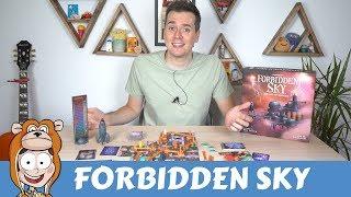 Forbidden Sky Review - Actualol