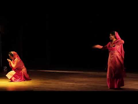 Sanjog - Kathak Duets by Debashree Bhattacharya and Sohini Debnath
