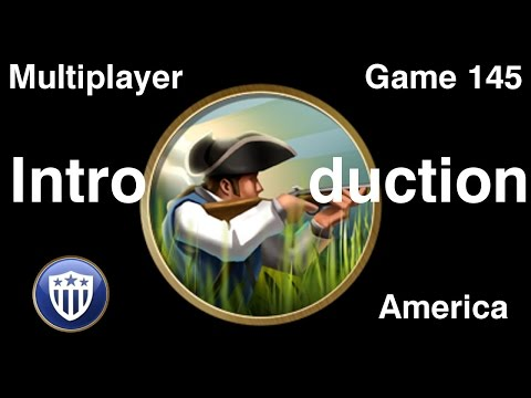Civilization 5 Multiplayer 145: America [Intro] ( BNW 6 Player Free For All) Gameplay/Commentary