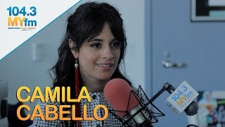 Camila Cabello Talks Interacting With Guys, Her New Album, One Direction & More!