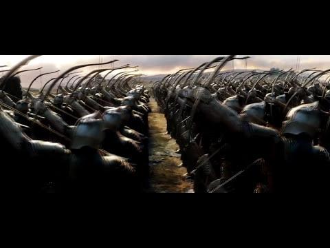 El Hobbit: La Batalla De Los Cinco Ejércitos - Trailer subtitulado