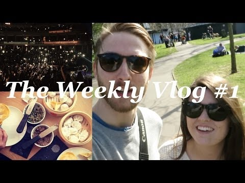 The Weekly Vlog #1 ViviannaDoesVlogging