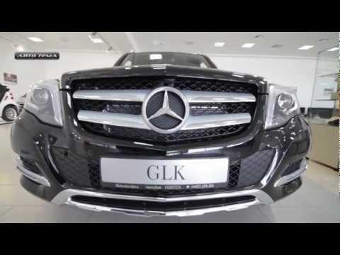 Тест Mercedes-Benz GLK