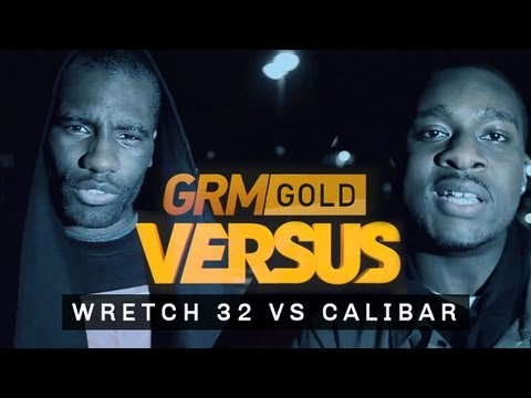 #GRMGOLD: Wretch 32 &amp; Calibar - Verses [GRM DAILY]
