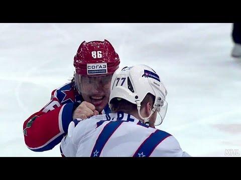 ЦСКА охотится на Антона Белова / Anton Belov has been hunted over at Game 5