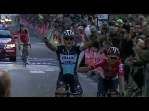 Paris-Tours 2015 Matteo Trentin Wins