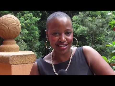 Rosie Motene K1TV Uganda shout-out