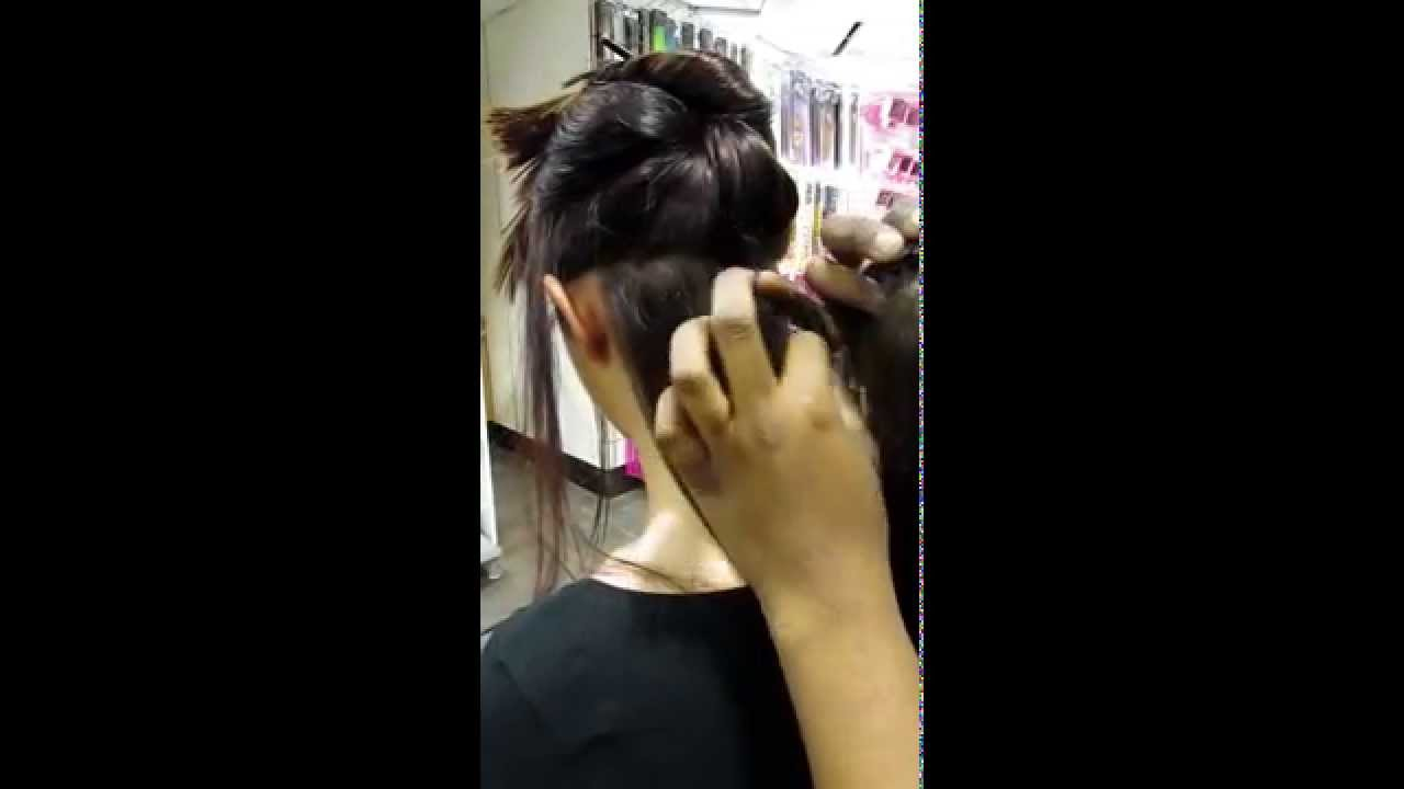 Clip Ins Hoe Plaats je Clip-ins/how to