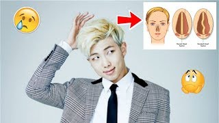 BTS RM Undergone Nose Surgery Septal Deviation