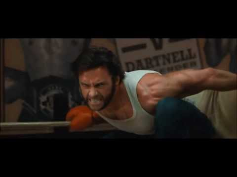 X Men Origins Wolverine Skillet Monster video