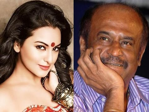 Sonakshi Sinha praises one word about Rajinikanth!