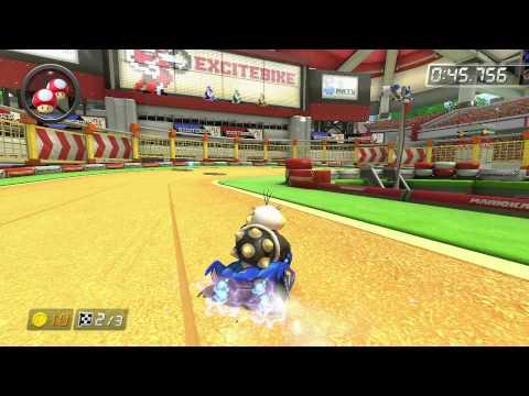 Excitebike Arena - 1:41.201 - ı★イуιεr★※ツ (Mario Kart 8 World Record)