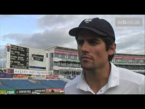 Losing to Sri Lanka is tough to take says Alastair Cook
