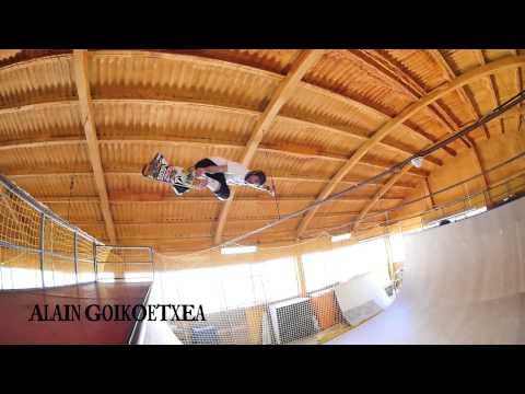 Alain Goikoetxea - Arnette Focal View 2015