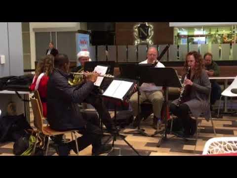 Indiana Wind Symphony's Woodwind Quintet