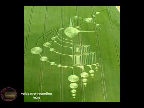 BREAKING NEWS:  THE MOON, JUPITER, VENUS, EARTH, SIRIUS AND ORION ALIGNED TO FORM CROP CIRCLE IMAGE